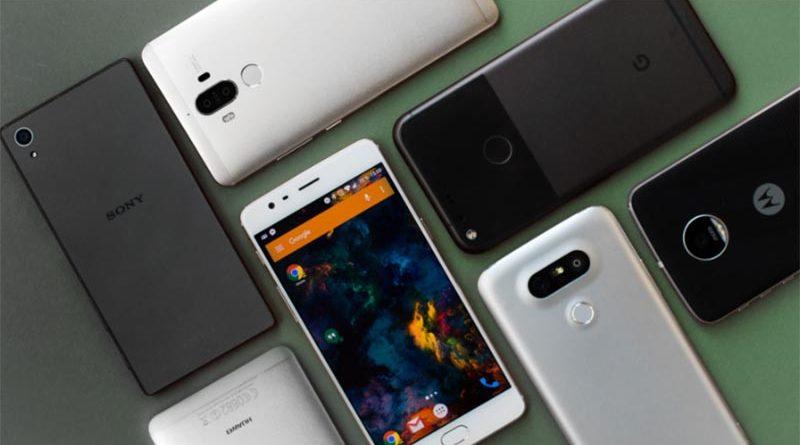 Самые продаваемые смартфоны в мире